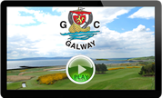 Galway Golf Club Video