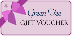 Galway Golf Club Green Fee Gift Vouchers